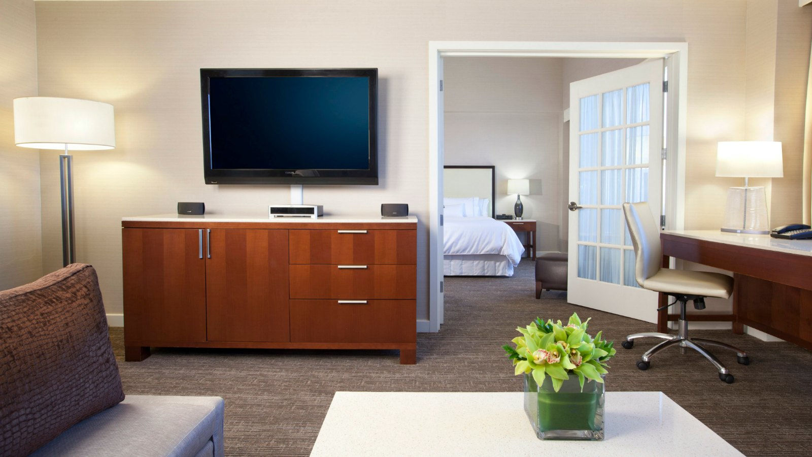 Westin Renovation - Guest Room