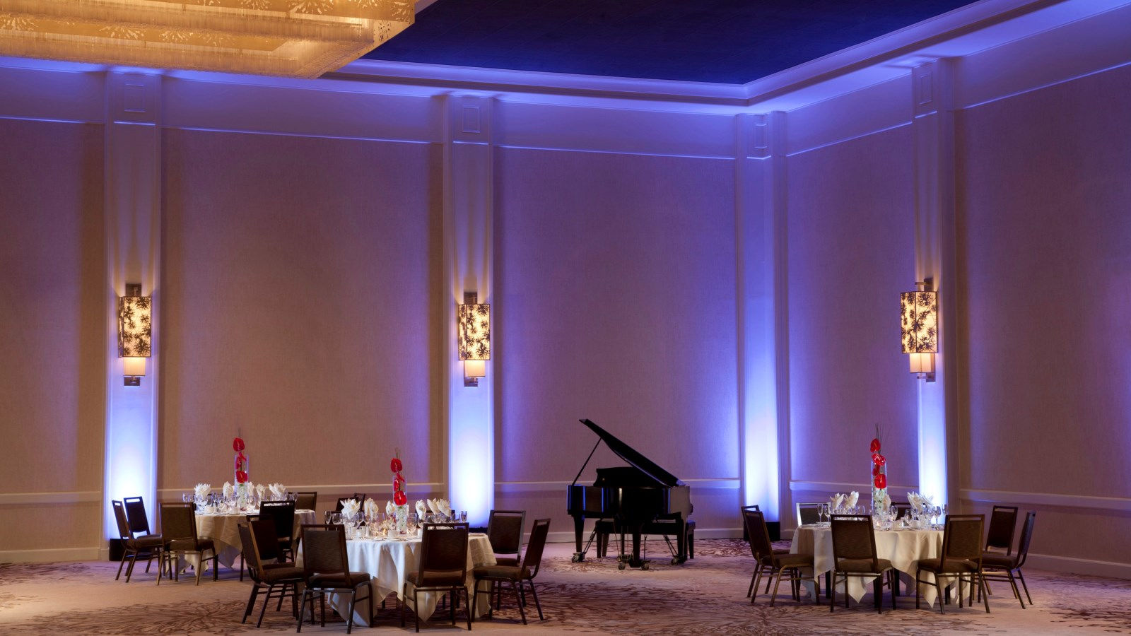 Rosemont Wedding - The Grand Ballroom